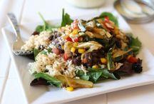 Vegetarian/Healthy Eating