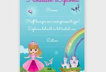 prinsessenkinderfeest