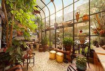 Serres - Greenhouses