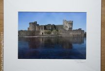 Framed and Mounted Castle Photographs / Paul Fears Photography offers a wide range of Castle Photographs as prints, mounted prints or framed prints, including a selection ex-stock.
