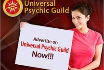 Universal Psychic Guild Advertising
