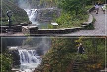 Day Trips to Letchworth