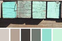 Palette colour