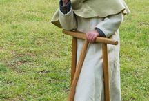 Historický kostým dětský 15. století