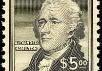 Artifacts from Alexander Hamilton