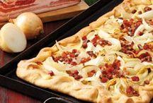 Pizza/flammkuche