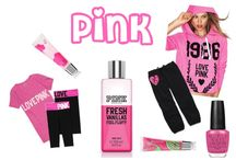 V.S. Pink / by Steffany Robert Towle