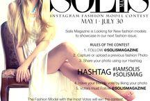 Solis Magazine Contest