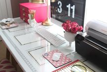 Office space / by Denise Pratt