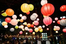 Lights for weddings
