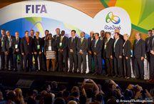 Rio 2016 Olympic Football Draw