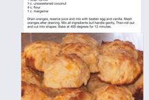 Tea biscuits/scones