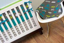 Nursery Themes // Baby Boy Nurseries / Some great ideas for your baby boy nursery!