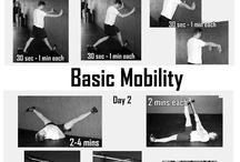 Crossfit mobility / by Connie Willis