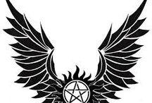 Tatuajes sobrenatural