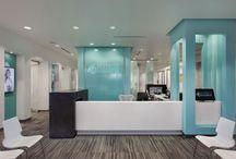 design : banque d'accueil