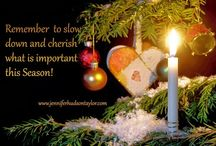 Christmas Joy / by Jennifer Hudson Taylor