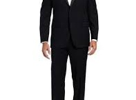 Joseph Abboud Men's 3 Button Non Vent Tuxedo