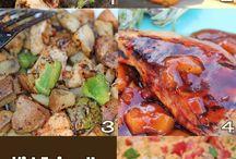 Chicken meals / by Jami Judd