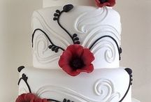 Flower & Fruits cakes