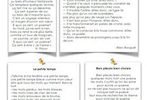 French - la poésie