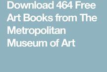 βιβλία τέχνης κ.α/ art book etc.