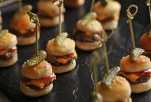 Canapes / Canapes before reception