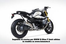 Scarico limit Edition BMW R nineT in vendita su www.luismoto.it / Scarico limit Edition BMW R nineT in vendita su www.luismoto.it