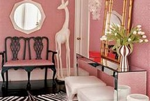 Hollywood Regency Decor & Inspiration / Hollywood Regency Interior Design and Home Decor / by harlow monroe boutique