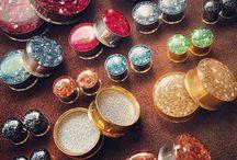 plugs & piercings & rings