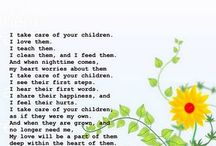 Teacher/child quotes / Teacher/child quotes