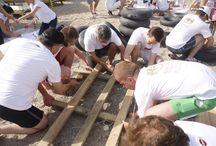 Define Adası / Birtakım İşler Kurumsal Aktivite Yönetimi'nin hazırladığı birleştirici takım çalışması aktiviteleri.
