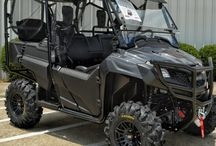 2016 Honda Pioneer 700-4 Accessories Review | Discount Prices / Pioneer 700 4-Seater Parts & Accessory Reviews ,Prices, Pictures etc - Side by Side ATV / UTV / SxS | Roofs, Windshields, Tires & Wheels, Skid Plates, Bumpers
