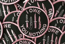 pins for aesthetics