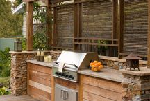Outdoor ideas / Nice furniture/DIY ideas.