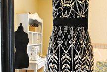 Párty šaty