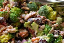 slaaie / Salads