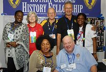 Global Rotarian in a few steps