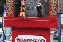 teatrini in miniatura