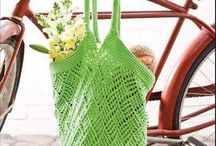 CROCHET BAGS / HADE MADE BAGS