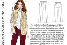 Inspiration: Princess-Seamed Trackpants