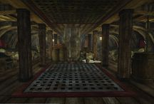 First Floor: Ship interior