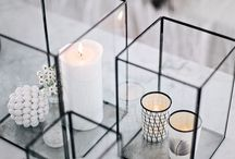 Decoration / Small or big details that make your home look more cozy, beautiful or expensive. Just the way you like it!