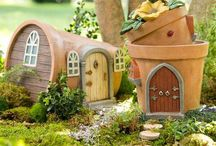 Crafts for Fairy homes
