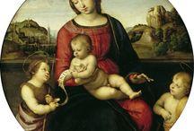 Galeria obrazów Rafael Santi
