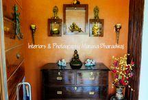 My work / Interiors