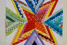 Quilting Blocks / The world is so full of quilt blocks,  everywhere you look.  Here are just a few of my favorite!