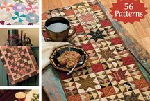 Quilt Patterns / Quilt patterns that catch our eye. Should we add them at Off the Rails Quilting?