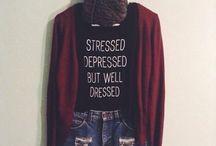 Fashion / Clothes I wished I had  / by Bridget Bartelt
