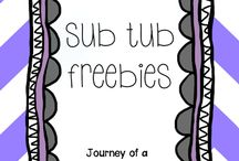 Teaching - Substitute / by Amanda McInnis